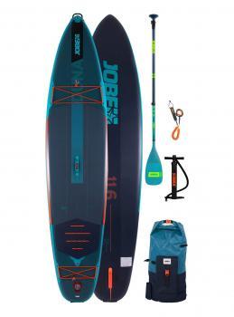 Jobe Duna Aufblasbares SUP Paddle Board 11.6 Package Freedom One Size