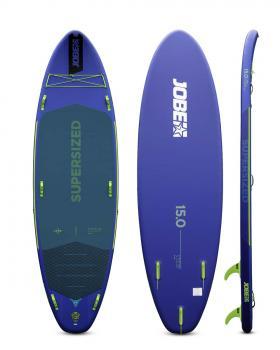 Jobe SUP'ersized Aufblasbares Paddle Board 15.0 Blau One Size