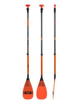 Jobe Fiberglass SUP Paddle 3-teilig Orange One Size